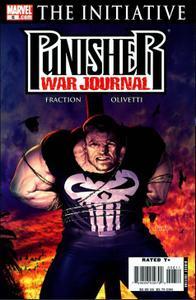 Punisher - War Journal 2-06-2007