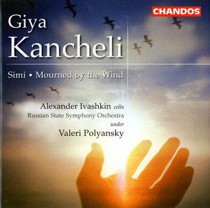 Alexander Ivashkin, Russian State SO, Valeri Polyansky - Giya Kancheli: Simi; Mourned by the Wind (2005) [Re-Up]