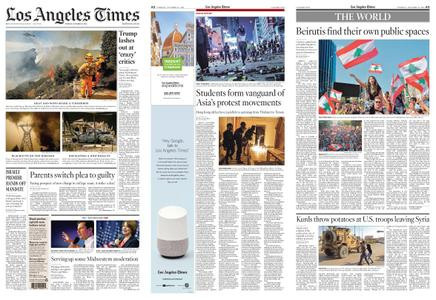 Los Angeles Times – October 22, 2019