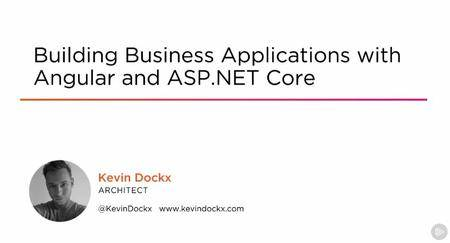 Building Business Applications with Angular and ASP.NET Core