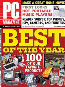 PC World Magazine. December 2004.