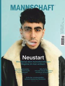 Mannschaft Magazin - März 2020