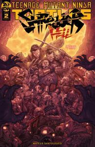 Teenage Mutant Ninja Turtles - Shredder in Hell 002 (2019) (digital-Empire