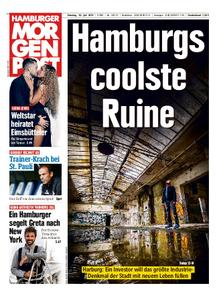 Hamburger Morgenpost – 30. Juli 2019