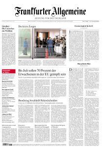 Frankfurter Allgemeine Zeitung - 24 April 2021
