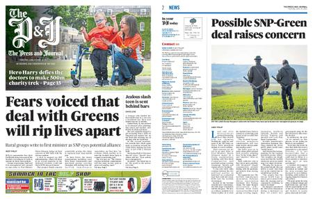 The Press and Journal Moray – June 24, 2021