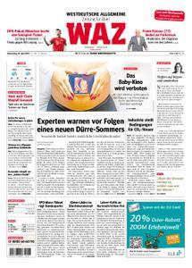WAZ Westdeutsche Allgemeine Zeitung Buer - 25. April 2019