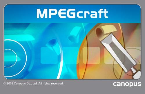 Canopus MPEGCraft ver.1.0