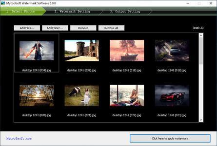 Mytoolsoft Watermark Software 5.0.8