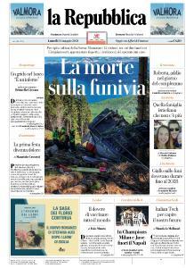 la Repubblica - 24 Maggio 2021