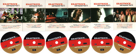 KRAUTROCK... and beyond. Parts 1 - 6 (2008) Re-up