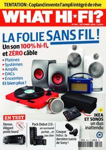What Hi-Fi? France - octobre 2019