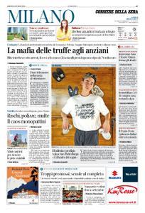 Corriere della Sera Milano – 18 luglio 2020