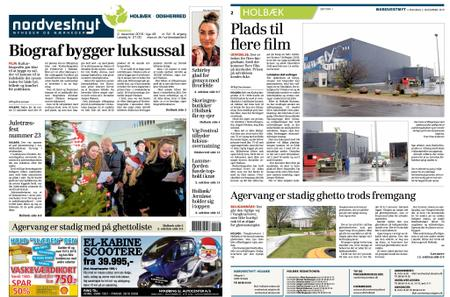 Nordvestnyt Holbæk Odsherred – 02. december 2019