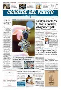 Corriere del Veneto Padova e Rovigo - 24 Dicembre 2017