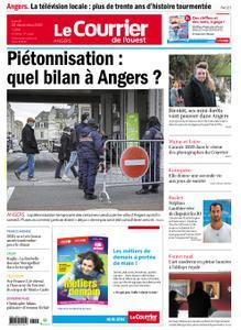Le Courrier de l'Ouest Angers – 28 décembre 2020