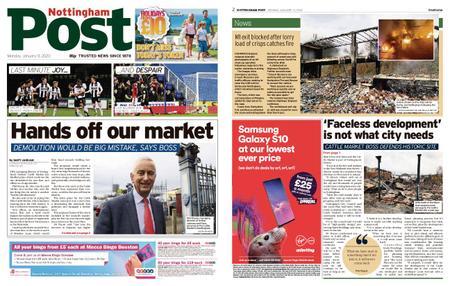 Nottingham Post – January 13, 2020