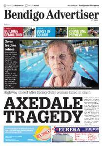 Bendigo Advertiser - April 6, 2018