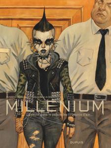 Millenium - Intégrale - Tome 3 - La Reine dans le Palais des Courants D'air