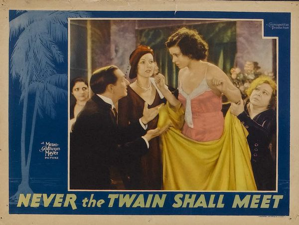 Never the Twain Shall Meet (1931) [Re-Up]