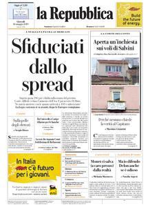 la Repubblica – 16 maggio 2019