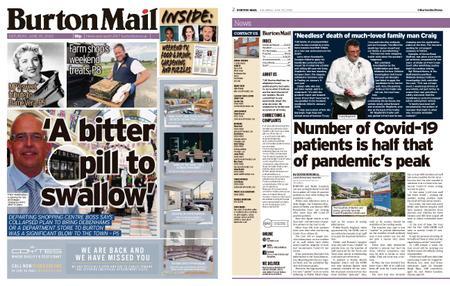 Burton Mail – June 20, 2020