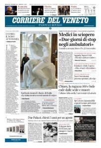 Corriere del Veneto Padova e Rovigo - 1 Novembre 2017
