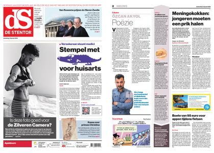De Stentor - Apeldoorn – 31 januari 2019