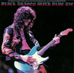 Led Zeppelin - Black Dragon With Blue Axe (3CD) (2015) {Empress Valley Supreme Disk} **[RE-UP]**