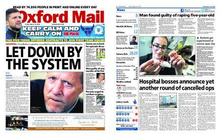 Oxford Mail – March 16, 2018