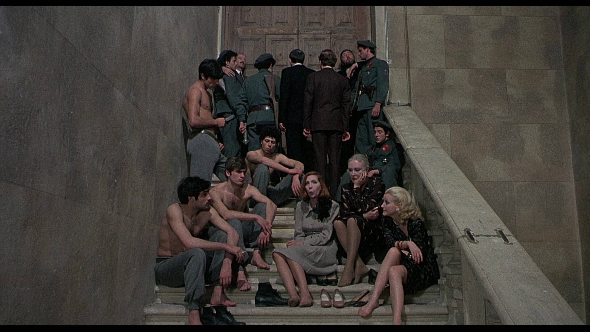 Salo o le 120 giornate di Sodoma / Salo, or the 120 Days of Sodom (1975) [Criterion Collection]