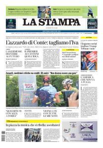 La Stampa Imperia e Sanremo - 22 Giugno 2020