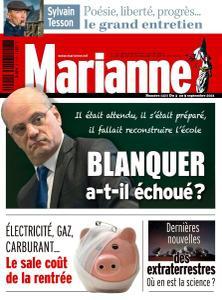 Marianne - 3 Septembre 2021