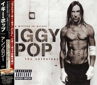 Iggy Pop - A Million In Prizes: The Anthology (2005) [VJCP-68753~54, Japan Press]