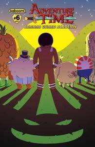 Adventure Time - Banana Guard Academy 06 of 06 2014 Digital
