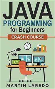 Java Programming For Beginners: Crash Course (Java, Python, C++, R, C)