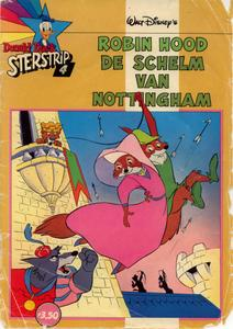 Donald Duck Sterstrip - 04 - Robin Hood De Schelm Van Nottingham