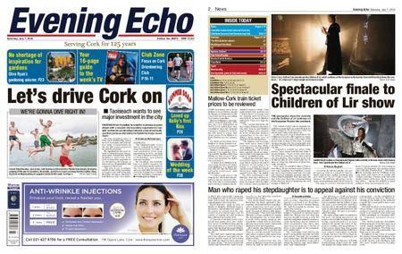 Evening Echo – July 07, 2018