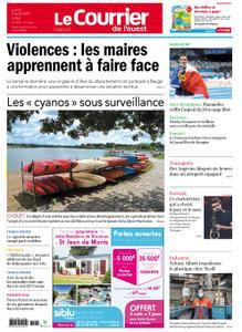 Le Courrier de l'Ouest Cholet – 02 août 2021
