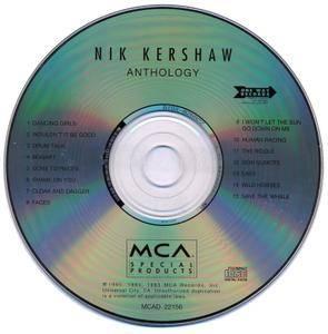 Nik Kershaw - Anthology (1995)