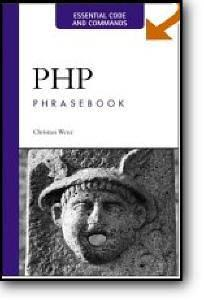 Christian Wenz, «PHP Phrasebook»