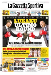 La Gazzetta dello Sport Roma – 04 agosto 2019
