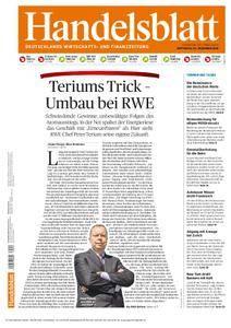 Handelsblatt - 02. Dezember 2015
