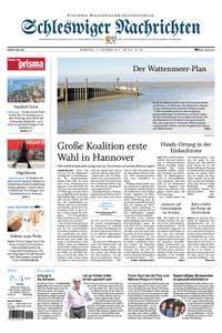 Schleswiger Nachrichten - 17. Oktober 2017