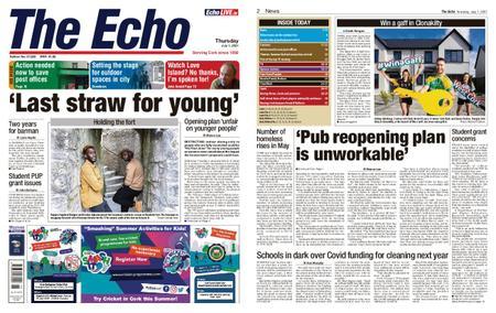 Evening Echo – July 01, 2021