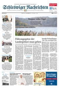 Schleswiger Nachrichten - 03. November 2017