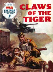 War Picture Library 0109 - Claws of the Tiger [1961] (Mr Tweedy