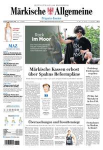 Märkische Allgemeine Prignitz Kurier - 05. August 2019
