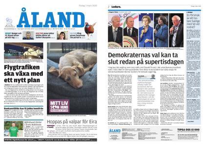 Ålandstidningen – 03 mars 2020