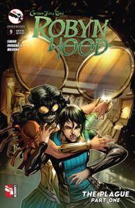 Grimm Fairy Tales Presents Robyn Hood 0092015 2 covers Digi-Hybrid